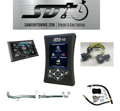 EFI LIVE RACE Tuning, Monitor and Switch For 2011 - 2016