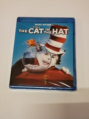 Dr. Seuss' The Cat in the Hat Blu-ray Mike Myers