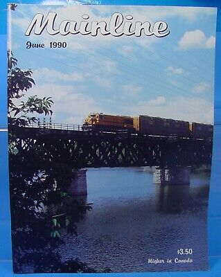 HO,S,N,O SCALE MAINLINE MODELER MAGAZINE AUGUST 1993 TABLE OF CONTENTS PICTURED