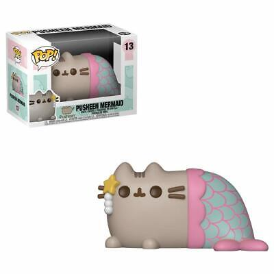 Funko Pop Animation Pusheen - Mermaid Vinyl Figure