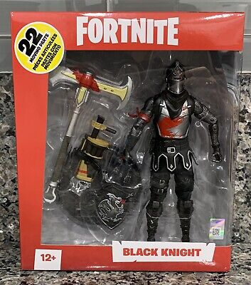 """New Mcfarlane Toys Epic Games Fortnite Black Knight 7"""" Collectible Action Figure"""