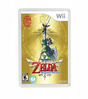 The Legend Of Zelda Skyward Sword Nintendo Wii Fridge Magnet Iman Nevera