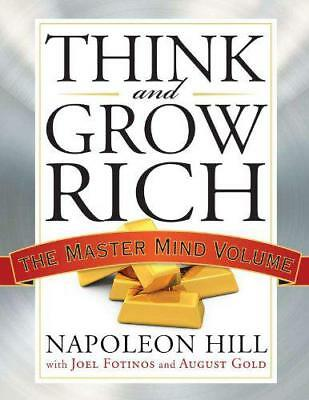 Think And Grow Rich : The Master Mind Volumen (Tarcher Ediciones) por Au