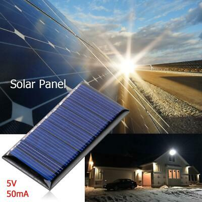5V Solar Cell Module Silicone Household Solar Panel Charger for 3.7V Battery