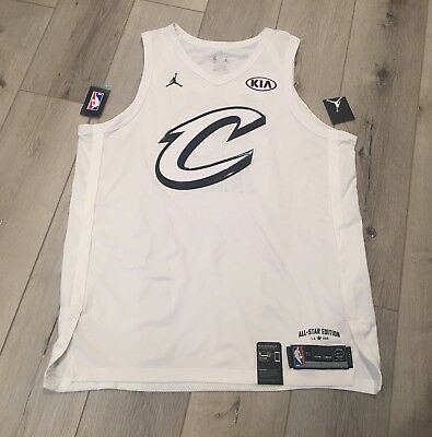 LeBron James 2018 All-Star Game Men s Authentic Jersey New With Tags fd5a9c9ab
