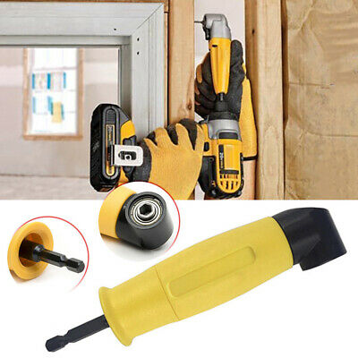 1X Right Angle Drill Attachment 90-Degree Electric Cordless Hexagonal Adapter