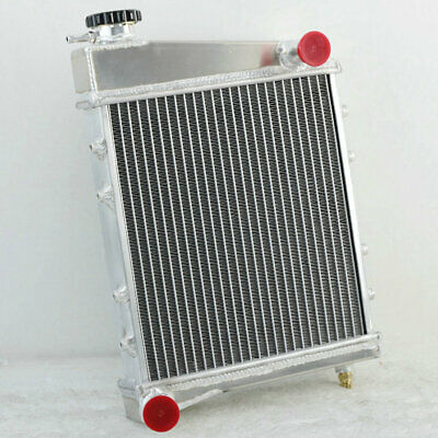 2 Row Radiator For Mini 1959-1991 Austin Morris Cooper 850 1000 1100 1275 1960