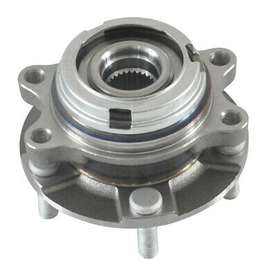 Pair Front FOR 04-09 Quest //03-07 Murano 07-12 Altima Front Wheel Hub Bearing