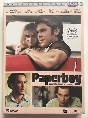 Paperboy DVD NEUF SOUS BLISTER Matthew McConaughey
