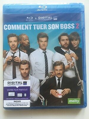 Comment tuer son boss 2 BLU RAY NEUF SOUS BLISTER Jennifer Aniston