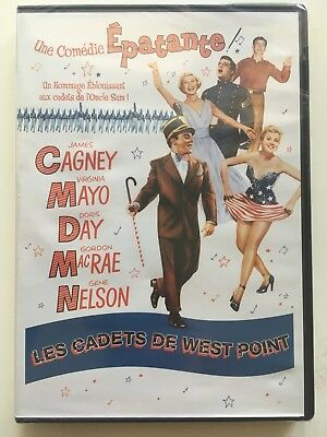 Les cadets de West Point DVD NEUF SOUS BLISTER James Cagney