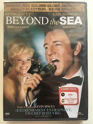 Beyond the sea DVD NEUF SOUS BLISTER Kevin Spacey - Kate Bosworth