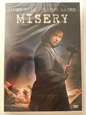 Misery DVD NEUF SOUS BLISTER Rob Reiner - Kathy Bates - James Caan