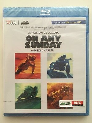 On any sunday, The next chapter BLU RAY NEUF SOUS BLISTER Marquez, Pedrosa...