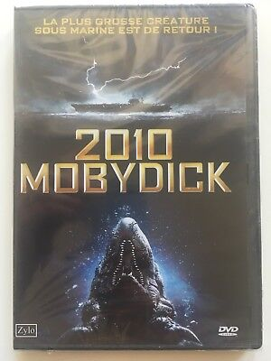 2010 Moby Dick DVD NEUF SOUS BLISTER Barry Bostwick, Renée O'Connor