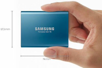 Samsung T5 500GB Portable SSD USB 3.1 Type C 3.1 External Solid State Drive NEW