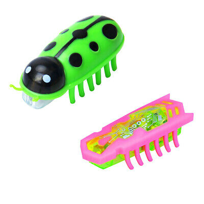 Cartoon Practical Jokes Robotic Insect Cat Playing Electronic Pet Toys Strict