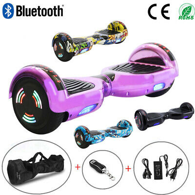 Hoverboard 6.5 Inch Self-Balancing Scooter Electric Scooters 2 wheels Bluetooth