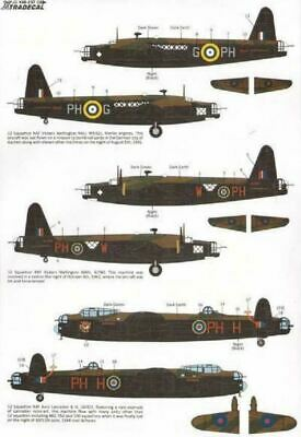 Xtradecal X48137 1/48 12 Sqn History to 2014 Model Decals