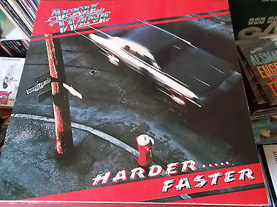April Wine: Harder ... Faster: Vinyl Lp Made In Holland: 1979