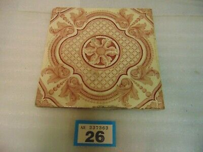 Victorian Fireplace Tile 26