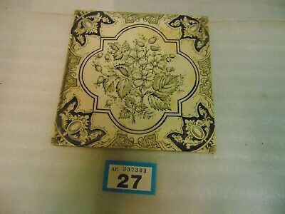 Victorian Fireplace Tile 27