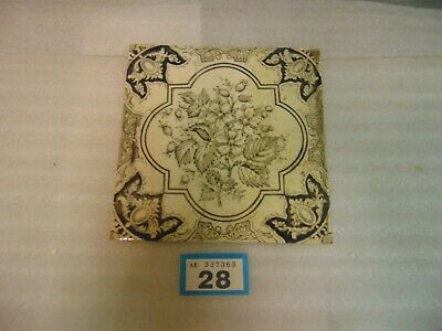 Victorian Fireplace Tile 28
