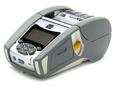 NEW ZEBRA QLN220 Mobile Label Printer QH2-AUNA0M00-00 Wireless
