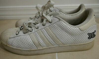 factory authentic f4bf5 75504 12 04 Adidas Superstar 35Th Anniversary Perforated Size 13 133624 Shoes No  Res!