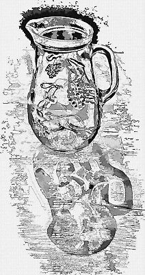 Ink Pitcher Photography,Wallpaper,Digital Photo File