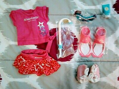 """Bnip 18"""" Authentic American Girl Doll Clothing And Accessories Lot! Must See!"""