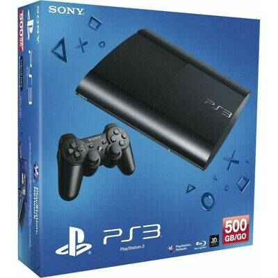 Console Sony Playstation 3 500 GB ultraSlim perfetta PS3 500GB