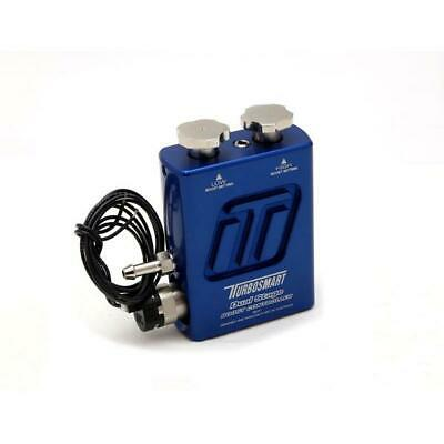 Turbosmart Dual Stage Boost Controller V2 - Blue - TS-0105-1101