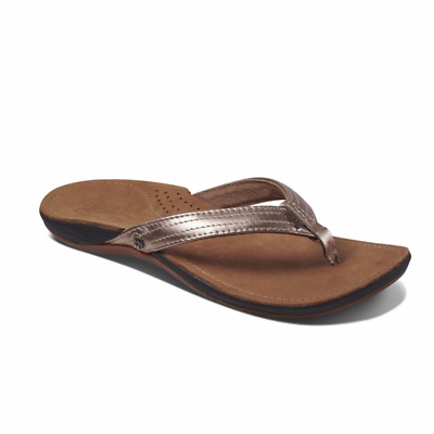 b11193774 REEF MISS J-BAY Womens Sandals Rose Gold -  64.18