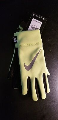 New Nike Tech Gloves For TouchScreen Devices Volt Youth Boys Size 8/20