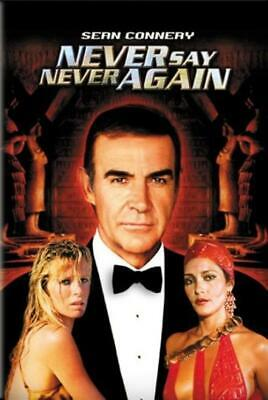 Never Say Never Again (DVD) NEW
