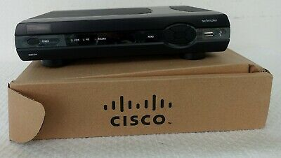 NEW IN BOX! Cisco ISB7150 HD IP DVR PVR TELUS Set-Top Box HD DVR-IPTV