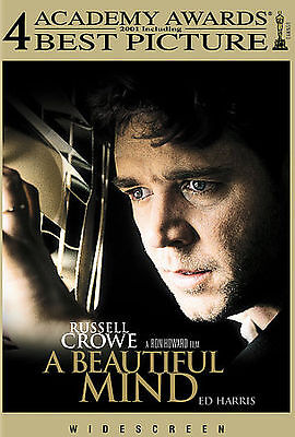 A Beautiful Mind ~  Two-Disc Awards Edition ~ Brand New Sealed Dvd