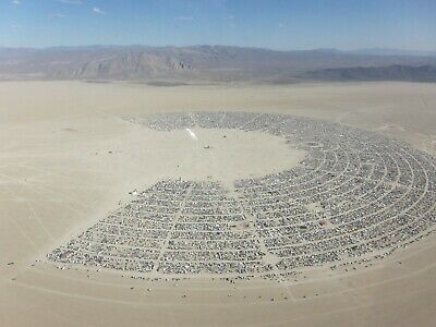 Burning Man Tickets (real admission, not vehicle pass)
