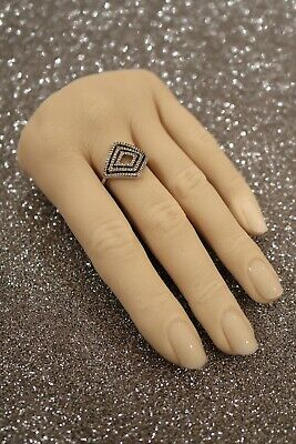 Nail training hand, Realistic nail training hand, Silicone hand, Pose able, 1