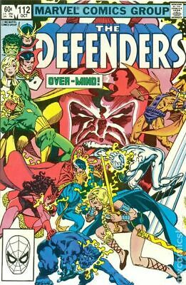 Defenders (1st Series) #112 1982 VF Stock Image