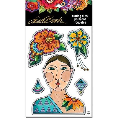 Stampendous Laurel Burch Dies - Blossoming Woman
