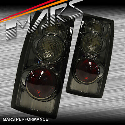 SMOKED Altezza Tail Lights for Holden Commodore HSV VT VX VU VY VZ Ute Wagon