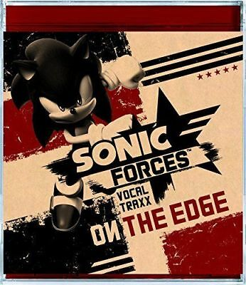 [CD] Sonic Forces Vocal Traxx - On The Edge NEW from Japan