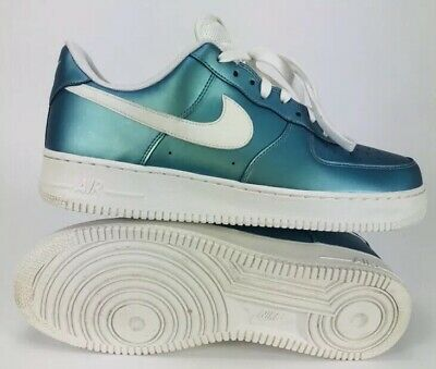 new style 403e1 ff3f1 Nike AF1 Air Force 1  07 LV8 Fresh Mint Green Summit White Size 11(