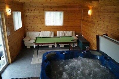 Brynmeillion Holiday Cottage Pri Indoor Hot Tub WIFI West Wales 2 Nights March