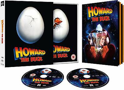 Howard the Duck Limited Edition (101 Black) UK B Blu Ray
