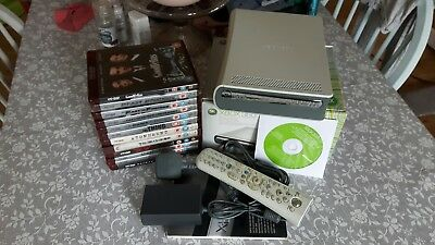 Microsoft Xbox 360 HD DVD Player Fully Boxed Excellent Condition With 12 HD DVDs
