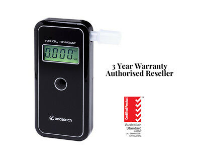 Andatech AlcoSense Stealth Personal Breathalyser