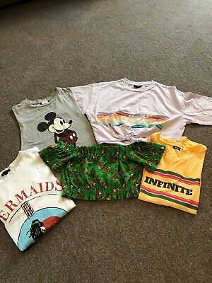 Girls/ladies Bundle Size Small Topshop, River Island And Urban Outfitters
